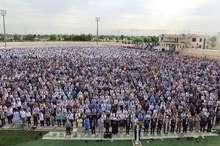 نماز عید سعید فطر در حرم عبدالعظیم حسنی(ع) اقامه می شود