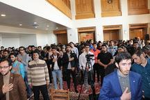 دانشجویان استان مرکزی با آرمانهای امام راحل تجدید بیعت کردند