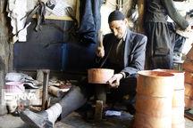 نشان ملی مرغوبیت بر پیشانی ۵۲ اثر صنایع دستی زنجان