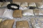 زوج حامل 11 کیلوگرم تریاک دستگیر شدند