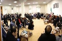 سید حسن خمینی: شاعران درد مشترک روزگار خود را بیابند