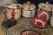 برگزاری نخستین جشنواره حصیربافی جنوب سیستان و بلوچستان در نیکشهر