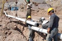 عملیات قطعه دوم گازرسانی به بخش آسارا آغاز شد