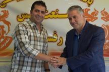 قرارداد سرمربی فوتبال باشگاه مس رفسنجان تمدید شد