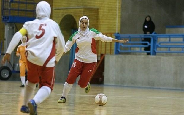 بانوان فوتبالیست قزوینی به اردوی تیم ملی دعوت شدند