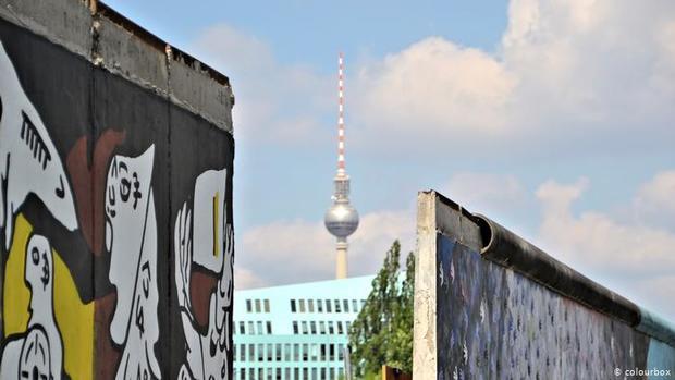 از دیوار برلین تا دیوار ننگ+تصاویر