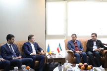 آماده همکاری اقتصادی مشترک با استان فارس هستیم