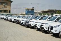 عاملان قاچاق خودروهای خارجی در بوشهر جریمه شدند