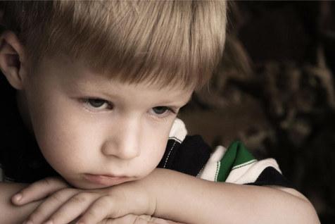 افسردگی کودکان در بزرگسالان به سراغشان می آید