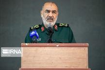سردار سلامی: ایمان مردم نقطه اصلی تهاجم دشمن است
