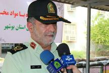 کاهش 19 درصدی سرقت به عنف در استان بوشهر