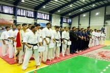 اهواز میزبان مسابقات بین المللی کاراته شد