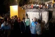 استاندار گلستان: 32نفر از کارکنان معدن در عمق 1300متری مانده اند