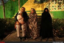 دلهره و اضطراب مردم از احتمال وقوع پس لرزهها در استانهای غربی کشور