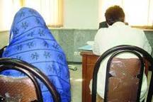 زوج حامل هرویین در همدان دستگیر شدند