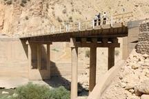 اصلاح ،بازسازی و تعمیرات بیش از 50 پل بزرگ در محورهای استان چهارمحال و بختیاری