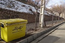 2 هزار و 400 تن نمک و ماسه برای زمستان عجبشیر ذخیره سازی شد