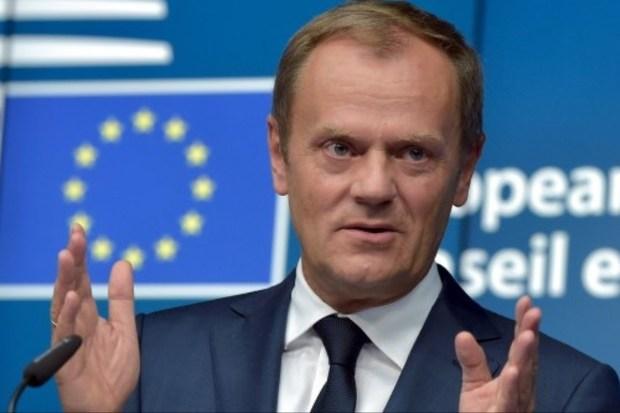 رئیس شورای اروپا:با داشتن دوستانی مانند ترامپ دیگر نیاز به هیچ دشمنی نداریم
