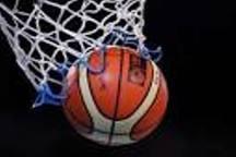 تیم بسکتبال ملوان انزلی برابر آرنای رشت پیروز شد
