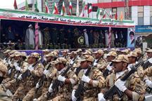 رهبری، مردم و نیروهای مسلح مثلث اقتدار ایران هستند
