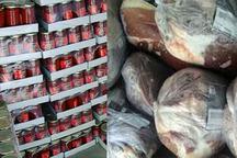 رب و گوشت تنظیم بازاری در مراغه توزیع می شود