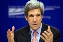 جان کری: ما را به بمباران ایران ترغیب کردند ولی به دام نیفتادیم!