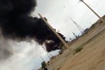 مجموعه 167 شرکت نفت گچساران دچار حریق شد