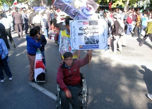 مسیرهای راهپیمایی ۱۳ آبان در لرستان اعلام شد
