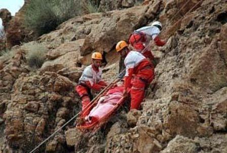 نجات 6 کوهنورد بروجنی پس از 3 ساعت تلاش امدادگران