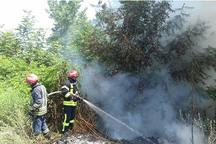 کشیک های آتش نشانی در عرصه های منابع طبیعی مستقر میشوند