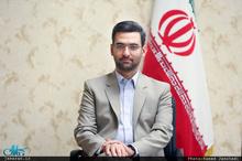 اخطار آذری جهرمی به فروشندگان سیم کارت های تبلیغاتی