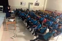 برگزاری کلاس های آموزشی زیست محیطی در شهرهای مختلف خوزستان