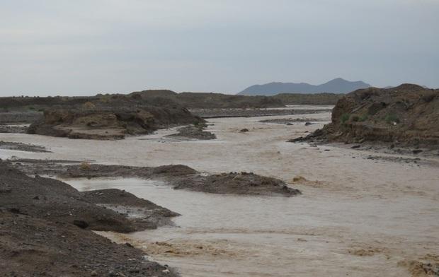 17 میلیون متر مکعب روان آب در خراسان جنوبی مهار شد