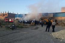 آتش سوزی در واحد چوب بری بیش از 2 میلیارد ریال خسارت بر جای گذاشت