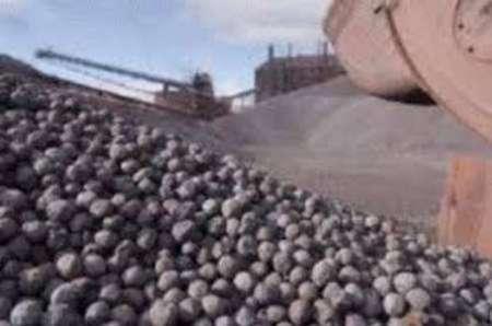تولیدآزمایشی کارخانه گندله سازی سنگان از توابع خراسان رضوی آغاز شد