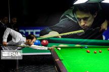برترینهای نخستین دوره مسابقات کشوری رنکینگ اسنوکر در اصفهان معرفی شدند