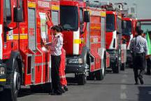 آمادهباش 500 نیرو و ایستگاههای آتشنشانی مشهد در پی بارش باران