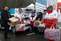 130 میلیارد ریال کمک مردم به هلال احمر برای سیل گلستان داده شد