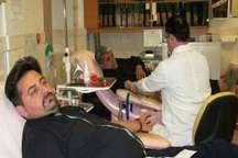 چهار هزار و 265 نفر در تربت حیدریه خون اهدا کردند