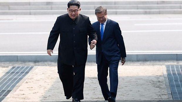 سومین دیدار رهبران دو کره در پیش است