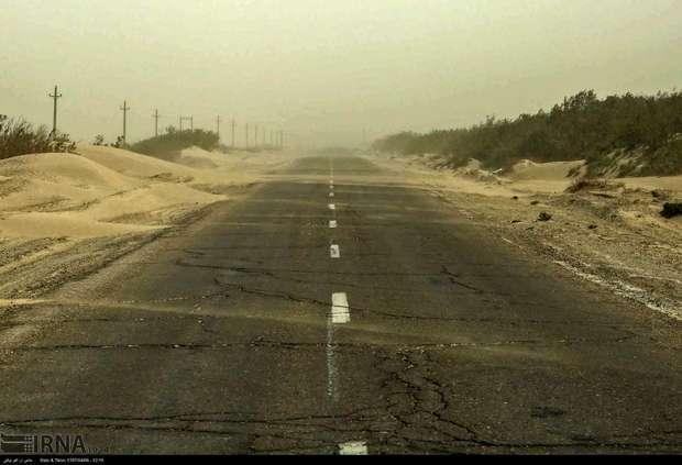 توفان تا پایان هفته آینده در سیستان تداوم دارد