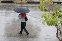 باران های رگباری در کردستان تا یکشنبه تداوم خواهد داشت