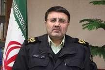 واکنش سریع پلیس در دستگیری سارقان مسلح