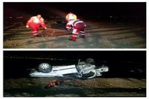 حادثه رانندگی در بروجن یک کشته برجا گذاشت