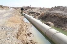 23 روستای خمین به خط انتقال آب کوچری متصل شد