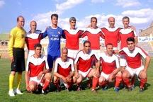 نتایج مسابقات فوتبال پیشکسوتان در تبریز مشخص شد