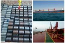 تخلیه 5500 تن آهن آلات در کمتر از یک روز در بندر چابهار