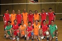 قهرمانی تیم والیبال مهندسی دانشکده فنی و مهندسی   در مسابقات درون دانشگاهی