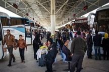 3550 بلیت مسافری در زنجان پیش فروش شد