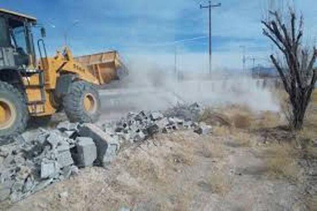 ۲ هزار و ۴۰۰ هکتار از اراضی استان اردبیل به بیتالمال برگردانده شد